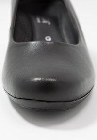 Gabor Comfort - Klasické lodičky - black - 2