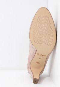 Gabor - Lodičky na vysokém podpatku - antik rosa - 6