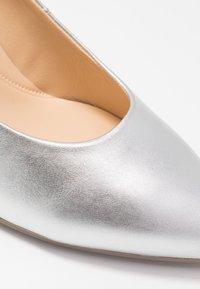 Gabor - Classic heels - silber - 2