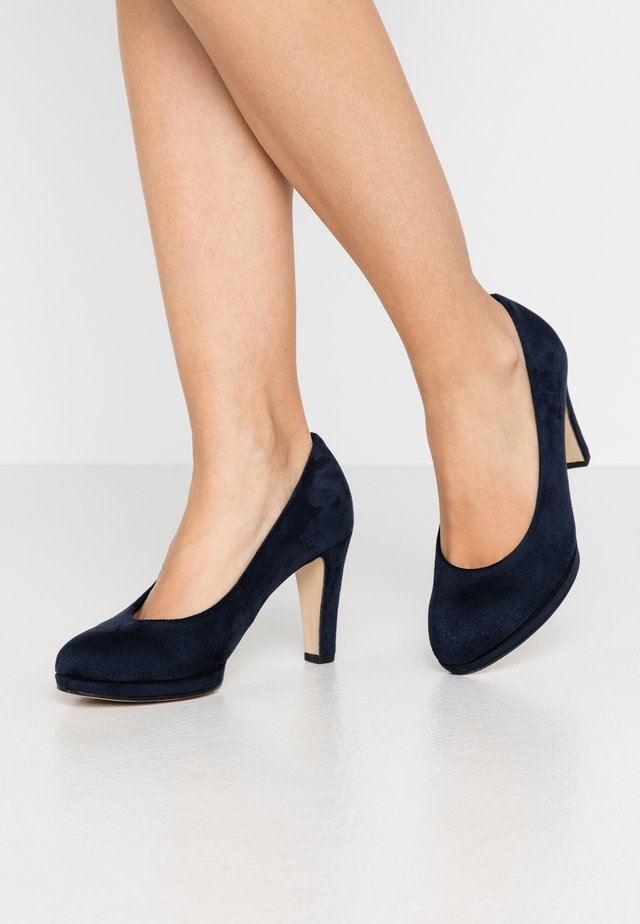 High Heel Pumps - river