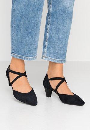 Classic heels - pazifik