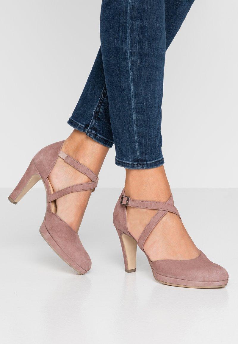 Gabor - High heels - dark rose