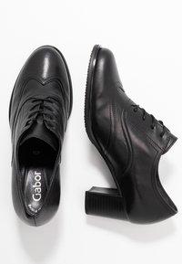 Gabor - Kotníková obuv - schwarz - 3