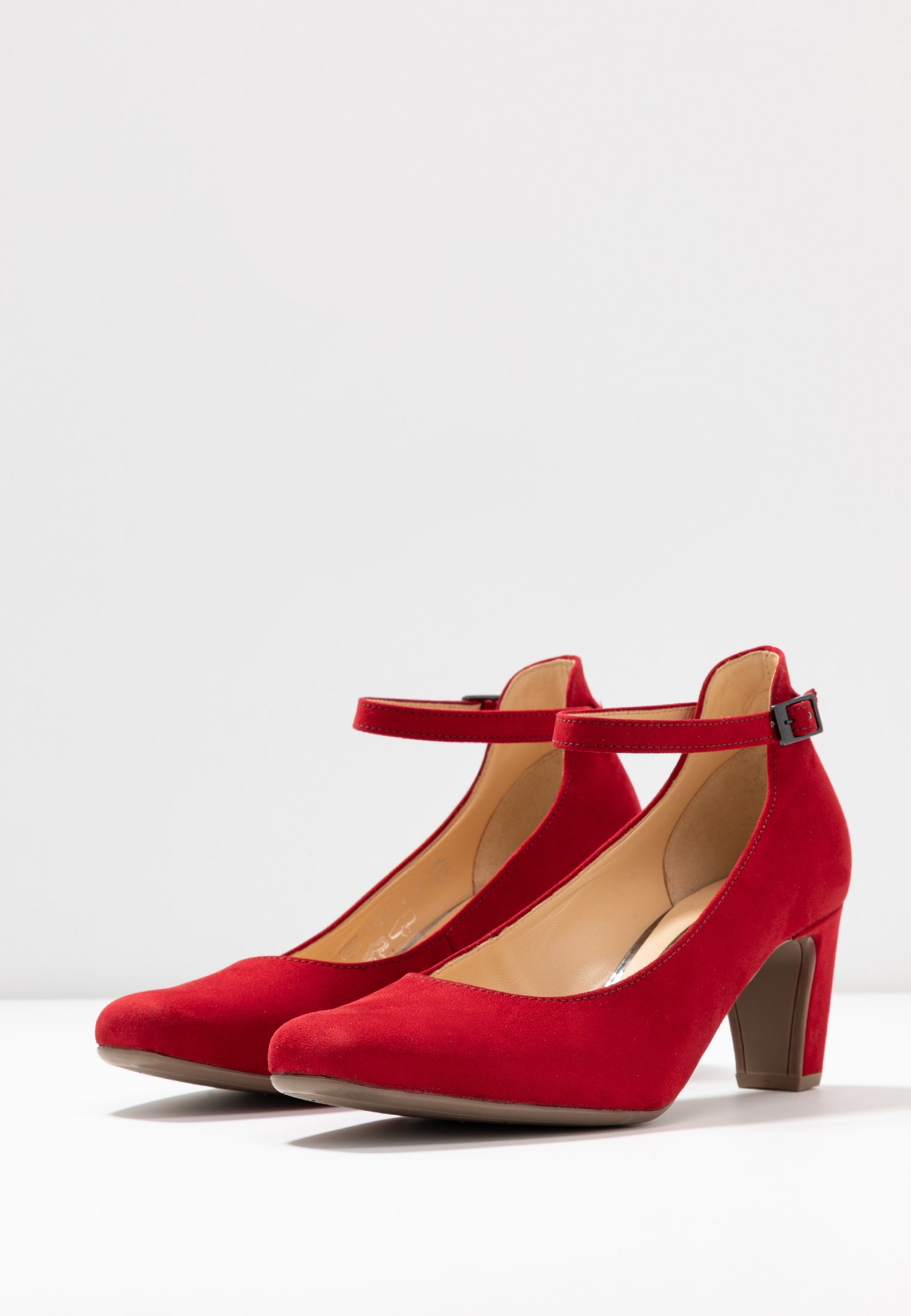 Gabor Classic heels - cherry
