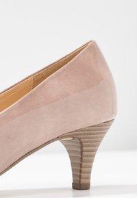Gabor - Classic heels - antikrosa - 2