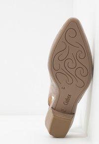Gabor - Classic heels - visone - 6