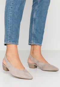 Gabor - Classic heels - visone - 0