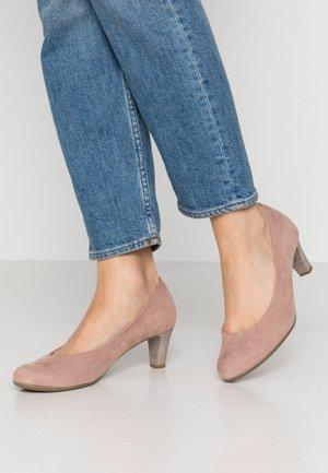 Classic heels - antik rosa