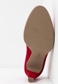 Gabor - High heels - rubin - 6