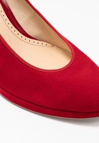 Gabor - High heels - rubin - 2