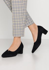 Gabor - Classic heels - pazifik - 0