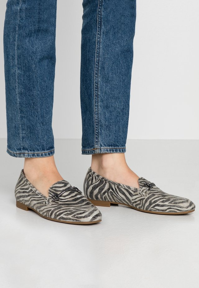 Slippers - schilf