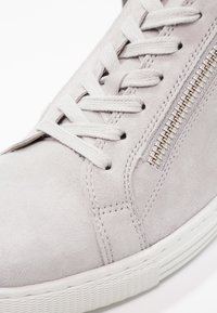 Gabor - WIDE FIT - Sneakers - light grey/argento - 6