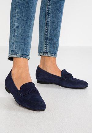 Slipper - bluette