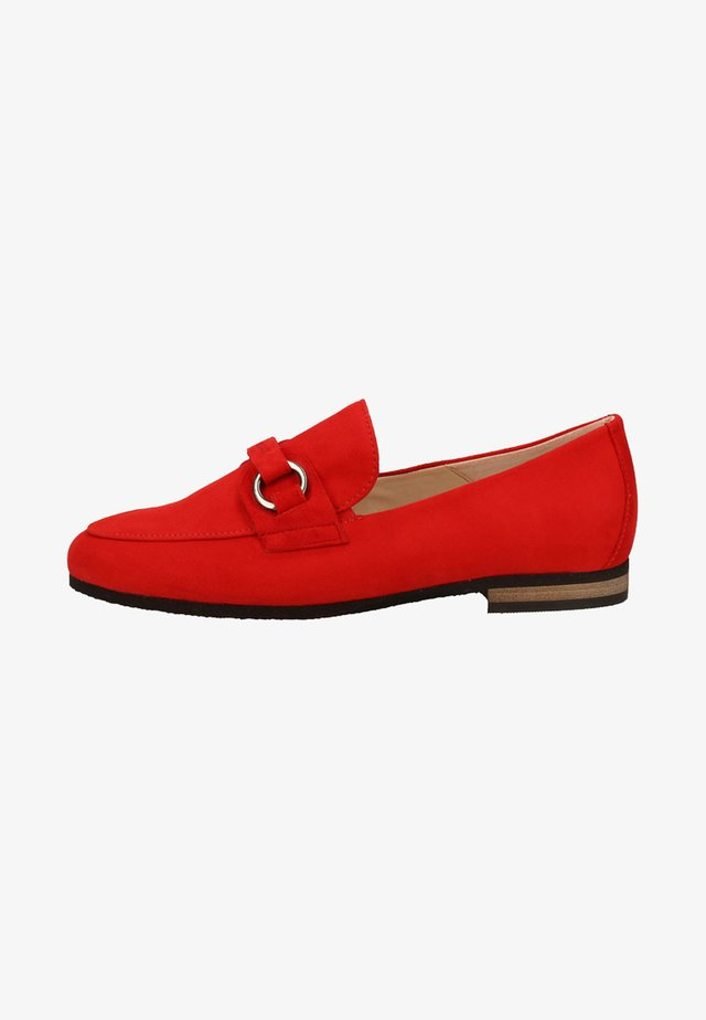 SLIPPER - Instappers - flame