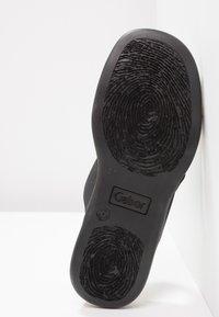 Gabor - Pantofle - schwarz - 6