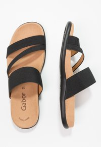 Gabor - Pantofle - schwarz - 3