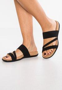 Gabor - Pantofle - schwarz - 0