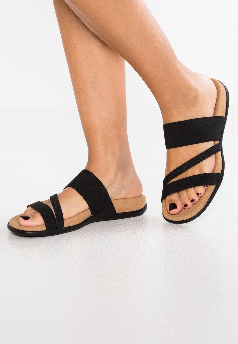 Gabor - Pantofle - schwarz