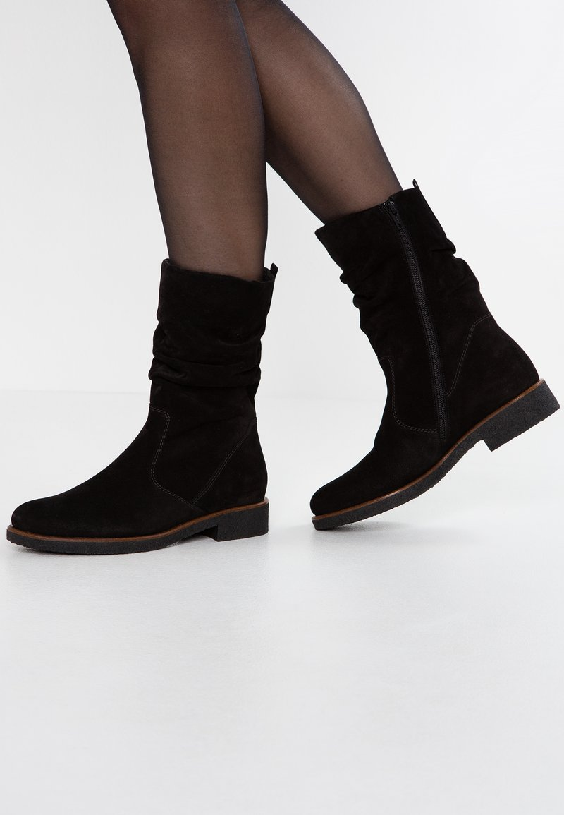 Gabor - WIDE FIT  - Boots - pazifik