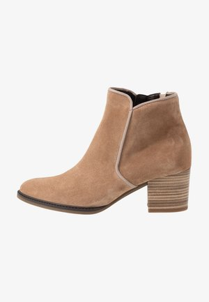 WIDE FIT  - Classic ankle boots - desert