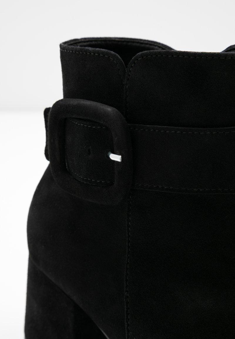 Gabor À Talons Schwarz Gabor Boots Boots À UVMzqSp