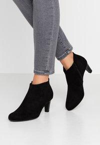 Gabor - Boots à talons - schwarz - 0
