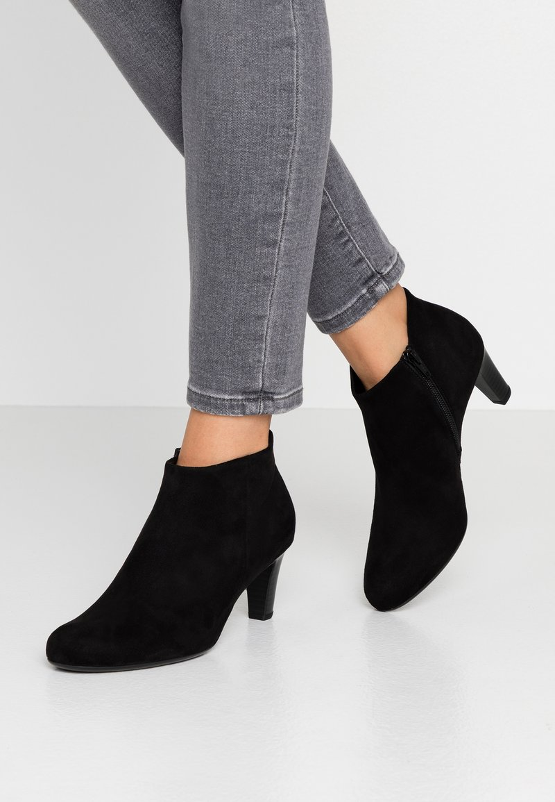 Gabor - Boots à talons - schwarz