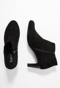 Gabor - Boots à talons - schwarz - 3