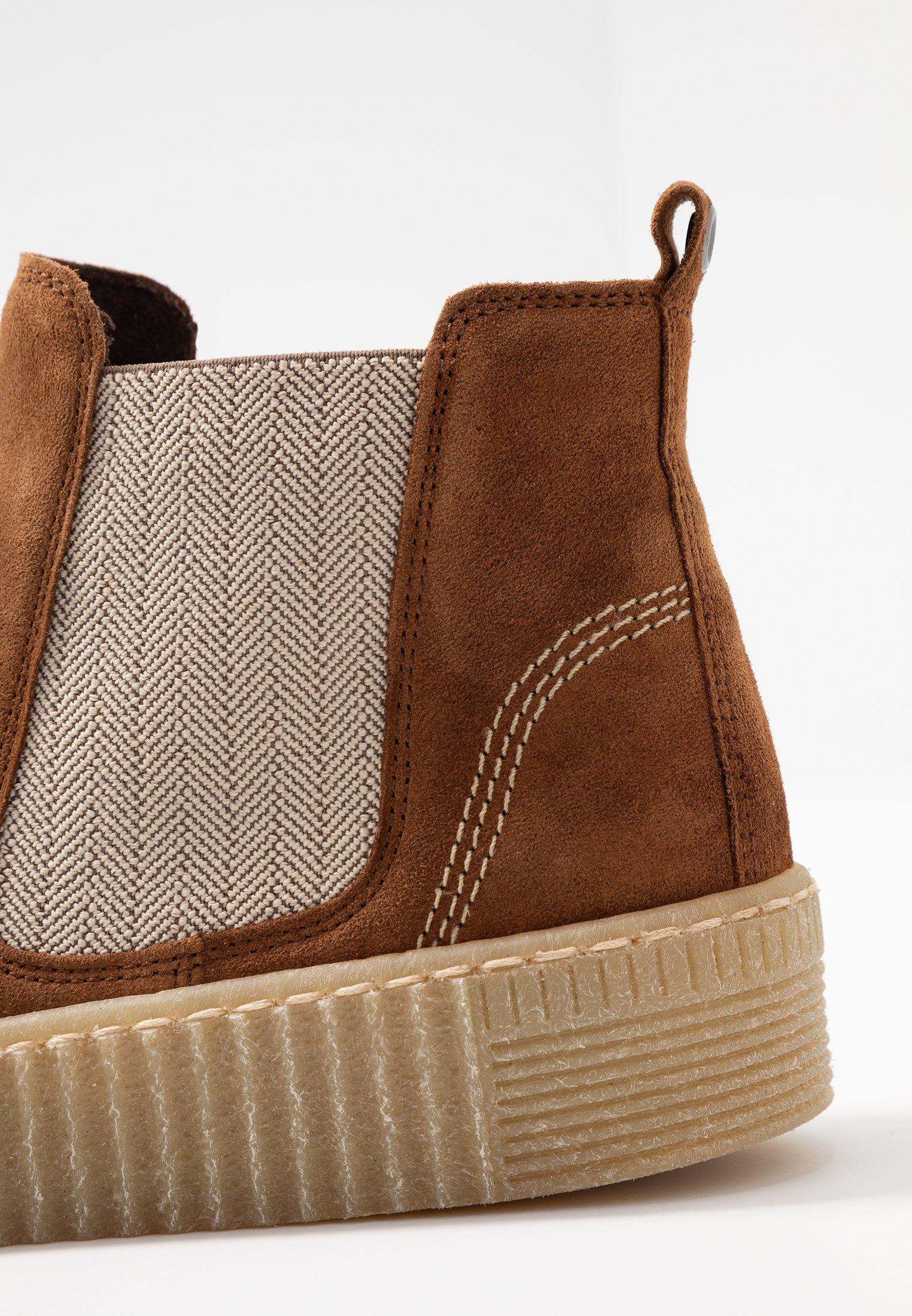 Gabor Ankle boots - cognac