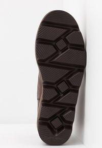 Gabor - Kotníkové boty na klínu - sattel - 6