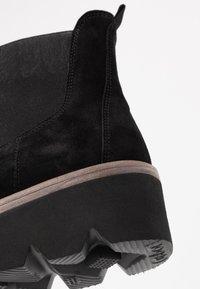 Gabor - Wedge Ankle Boots - schwarz - 2