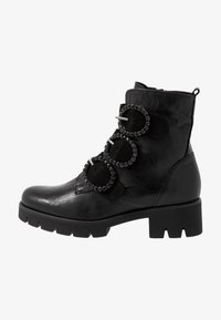 Gabor - Lace-up ankle boots - schwarz - 1