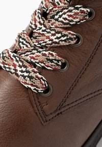 Gabor - WIDE FIT - Lace-up ankle boots - caramello - 2