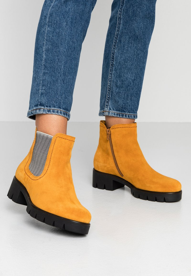 Gabor - Ankle Boot - yellow
