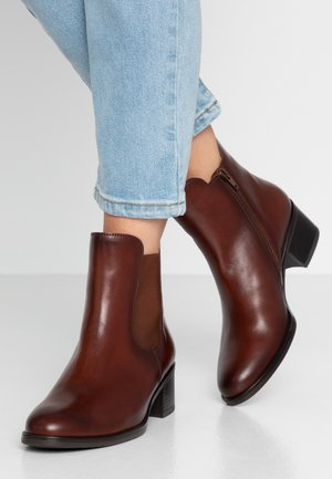 Classic ankle boots - sattel