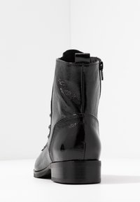 Gabor - WIDE FIT - Lace-up ankle boots - schwarz - 5