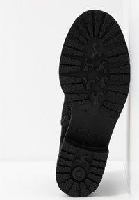 Gabor - WIDE FIT - Kotníkové boty - pazifik - 6