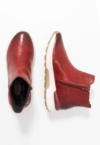 Gabor - ROLLING SOFT - Kotníková obuv - dark red - 3
