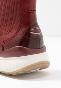 Gabor - ROLLING SOFT - Kotníková obuv - dark red - 2