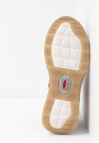 Gabor - ROLLING SOFT - Kotníková obuv - dark red - 6