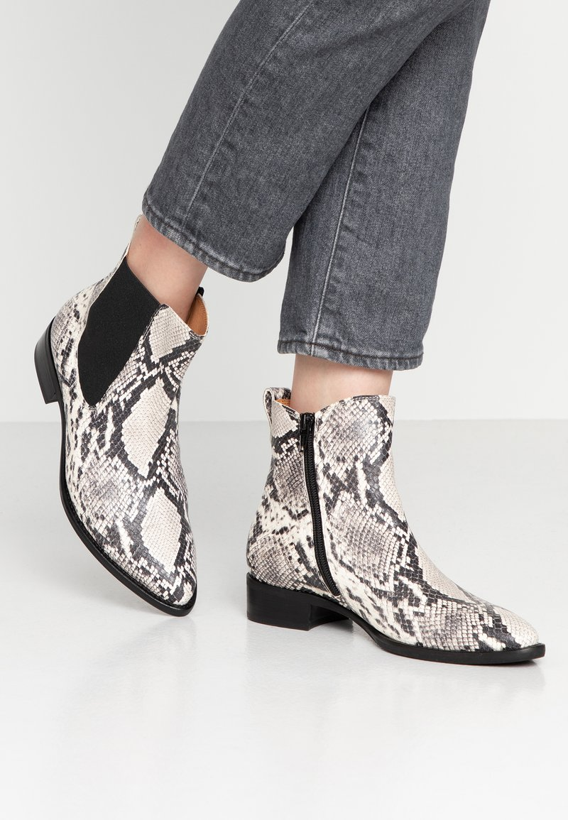 Gabor - Classic ankle boots - grau