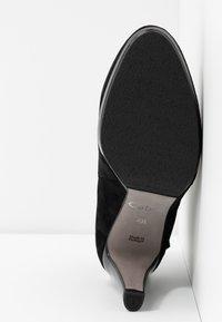 Gabor - Kotníková obuv na vysokém podpatku - schwarz - 6
