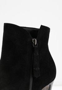 Gabor - Kotníková obuv na vysokém podpatku - schwarz - 2