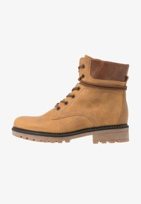 Gabor - Lace-up ankle boots - corn/peanut - 1