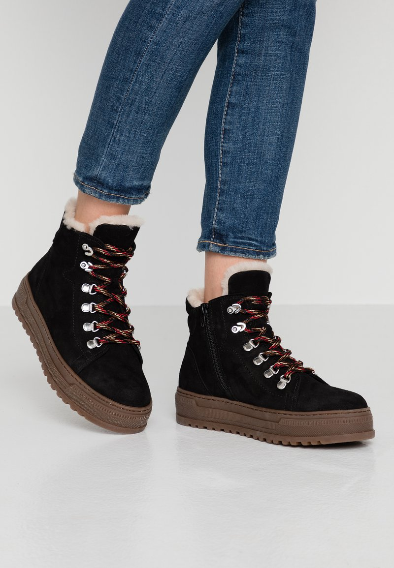 Gabor - Zimní obuv - schwarz