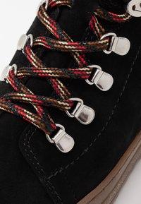 Gabor - Winter boots - schwarz/natur - 2