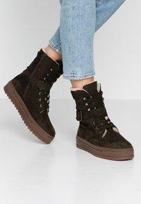 Gabor - Winter boots - bottle - 0