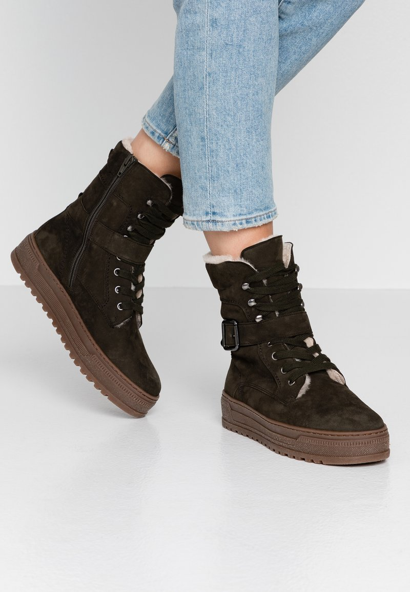 Gabor - Winter boots - bottle