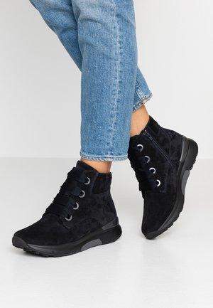 ROLLING SOFT - Kotníková obuv - pazifik